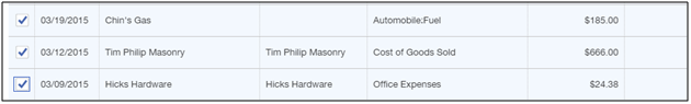 reconciling accounts in quickbooks online
