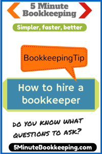 How to hire a bookkeeper_questions to ask
