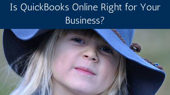 Is QuickBooks Online right for your business?