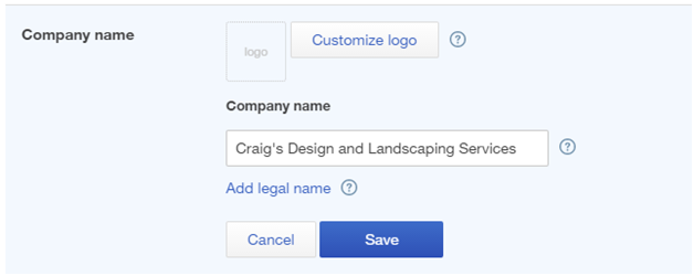 how to customize quickbooks online