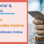 How to email sales receipts in QuickBooks Online