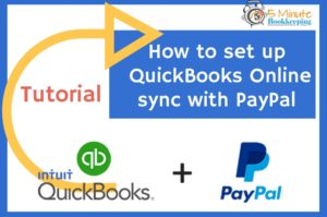 How to Sync Paypal with QuickBooks Online