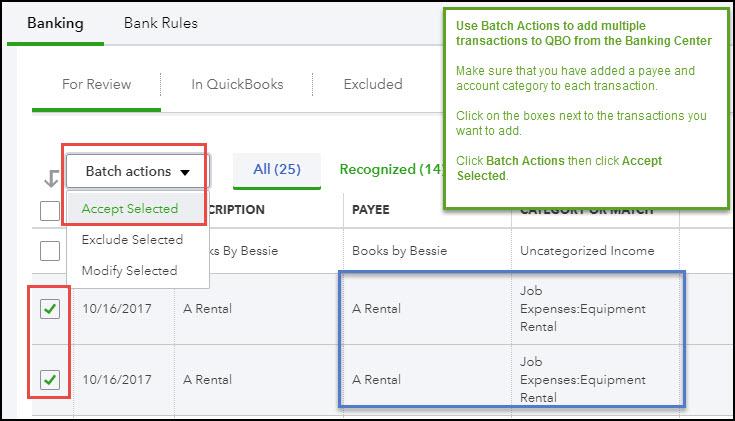 C:\Users\VMW\Box Sync1\Box Sync\Marketing\_Writing\5Minute Bookkeeping Blog\1. In-Progress\Reconciling banking transactions\Batch transactions.jpg
