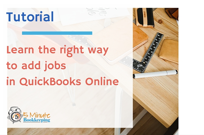 To Add Jobs In QuickBooks Online - What does a quickbooks invoice look like online discount furniture stores