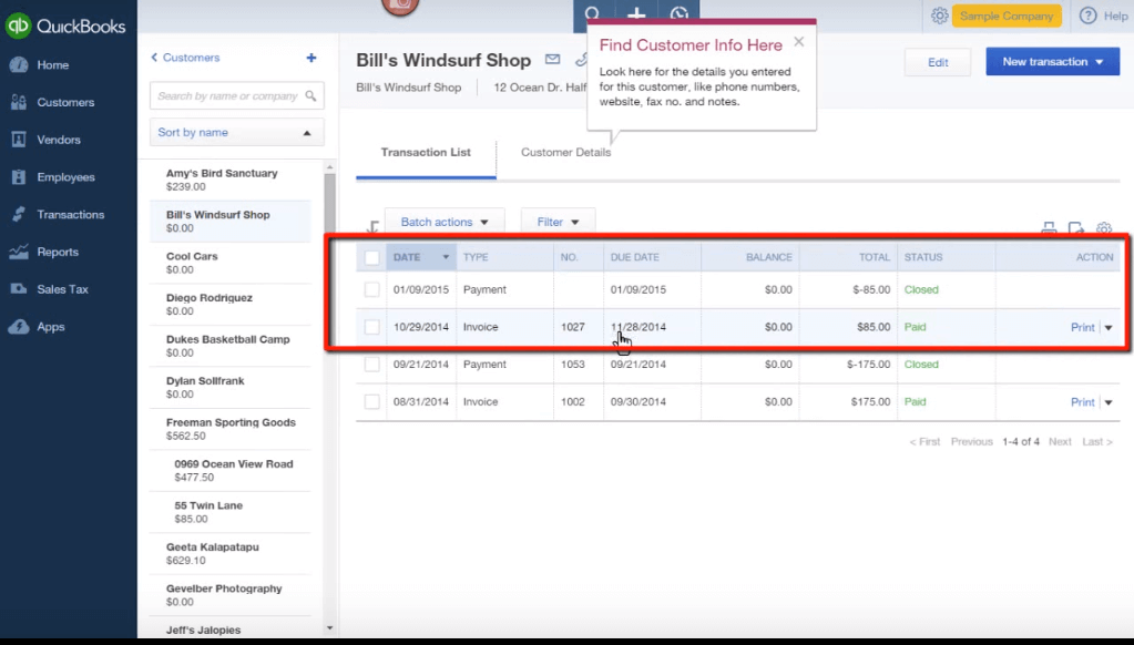 How to Enter Paypal Fees and Merchant Fees in QBO
