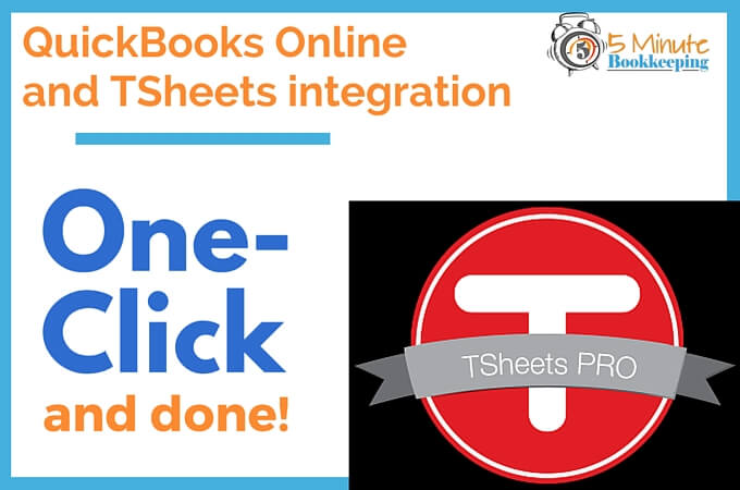 QuickBooks Online and TSheets integration