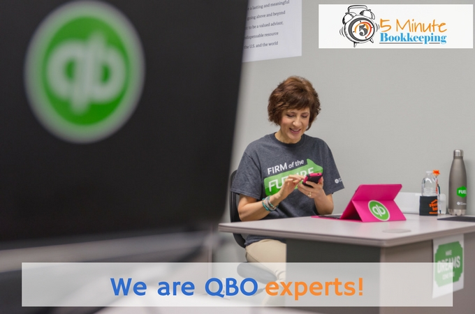 QuickBooks Online experts