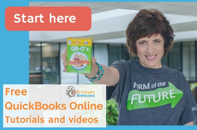 Over 75 FREE QuickBooks Online training, tutorials, and videos