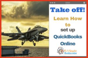 How to set up QuickBooks Online